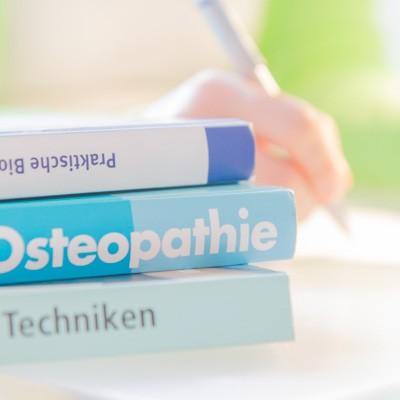 Osteopathie Bücher
